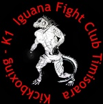 Iguana Fight Club